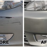 before after paint job